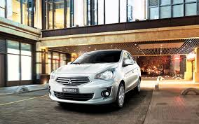 mitsubishi attrage 2016 interior sedan segment for young families around 500 million vnd in vietnam