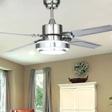 utility fan home depot modern ceiling fans utility titanium and brushed chrome modern