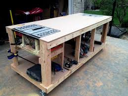 Diy Garage Building Plans Free Plans Free by Garage Workbench Buildingge Workbench Plansbuild Plans Build