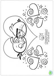 angry bird coloring pages ngbasic