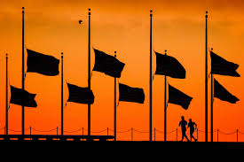 Flag Half Mass Today Are We Overusing The Tribute Of Flying Flag At Half Staff