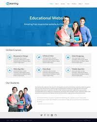 90 best education website templates free u0026 premium freshdesignweb
