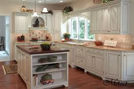 french country kitchen with white cabinets ravishing white wooden kitchen island with opened storage shelves as