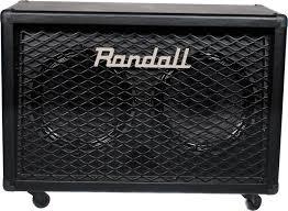 2x12 Guitar Cabinet Randall Diavlo Rd212 2x12