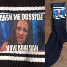 Meme Socks - cashmeous hashtag on twitter
