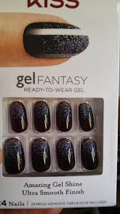 aim to create kiss gel fantasy nail kit review