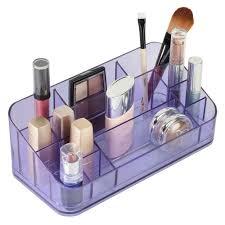 Bathroom Makeup Storage Ideas Bathroom Personal Bathroom Violet Vanity Organizer Multiple