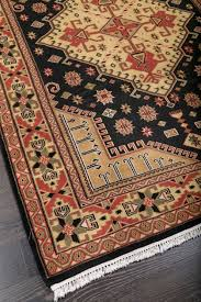 Black Persian Rug Hand Knotted Persian Rugs Rugs Design