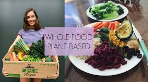 what i eat whole foods plant based diet 3 youtube