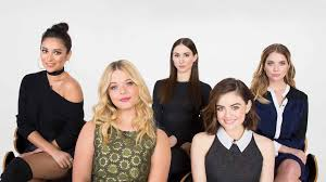 Pretty Mess Vanity Watch The Pretty Little Liars Cast Ace The U201cmakeout Test U201d Vanity