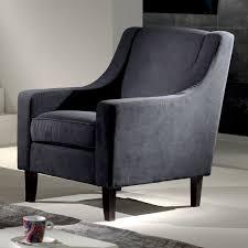 canap cocktail scandinave le fauteuil leti au ligne rétro et dossier haut ultra confortable