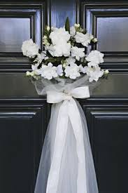 bridal decorations wedding shower door decor ideas wedding planning ideas by