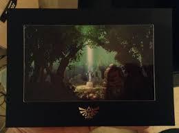a link between worlds prima lithograph u2013 zelda dungeon
