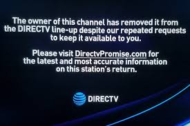 Seeking Directv Directv Contract Dispute Affects Local Tv Channels The Apopka Voice