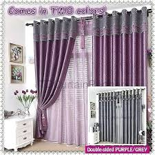 Purple Grey Curtains Purple Grey Curtains Abstract Purple Grey Shower Curtain Purple N