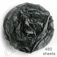 where to buy black tissue paper buy black acid free tissue paper 500 x 750mm 5 online discount