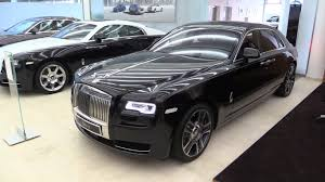 roll royce ghost interior 2017 rolls royce ghost series ii in depth review interior