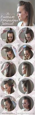 hair bun maker instructiins 11 step by step puff hairstyle tutorials for indian girls blog post