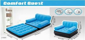 Air Sofa 5 In 1 Bed Colored 5 In 1 Sofa Bed Inflatable Air Sofa With Pump R D