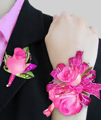 pink corsages for prom corsages boutonnieres in milwaukee wi at creations
