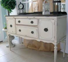 Antique White Sideboard Buffet by I Have An Old Buffet Very Similar To This From The 1920 U0027s I