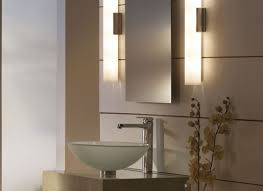 lighting round bathroom wall light fixtures mirror simple white