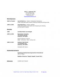 resume exles for highschool students high school resume sle template for free student no