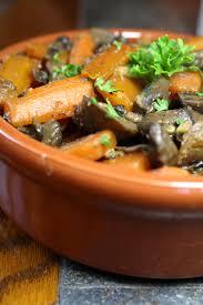 cuisiner les chignons de a la poele carottes persillées à l ail et oignon les recettes de virginie