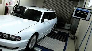amc sa dyno day mitsubishi magna tj wagon 3 5l youtube