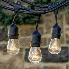 string lights 33 ft waterproof indoor outdoor