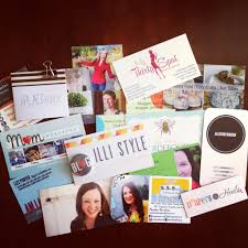 What Information Do You Put On A Business Card What To Include On Your Blog Business Card