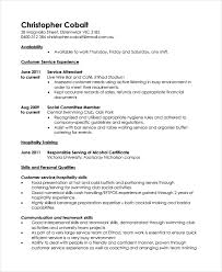Template For Resume References Casual Work Resume Template Resume References Template For