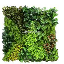 greensmart decor lavanda artificial foliage wall panels set of 4