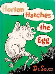 horton hatches the egg coloring pages horton hatches egg by dr seuss abebooks