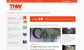 web design news 25 content heavy for web inspiration