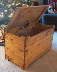 How To Make A Toy Chest Out Of Pallets by Plans For Homemade Toy Box Discover Woodworking Projects