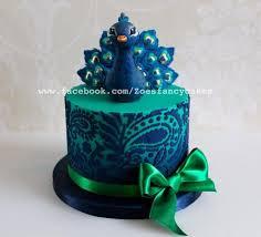 peacock wedding cake topper peacock birthday cake best 25 peacock cake ideas on