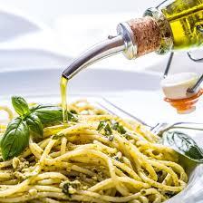 huile cuisine recette spaghettis à l huile d olive