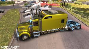 kenworth shop kenworth w900b long 1 3 mod for american truck simulator ats