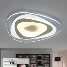 dimmable led ceiling lights ultra thin remote control living room bedroom modern led ceiling