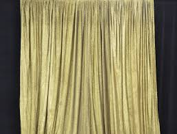 Gold Shimmer Curtains Curtain Impressive Gold Shimmerains Image Concept Sheerainsgold