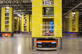 amazon u0027s robot army has grown by 50 business insider