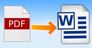 Pdf To Word Pdf To Word 2010 Converter Convert Pdf To Word 2010