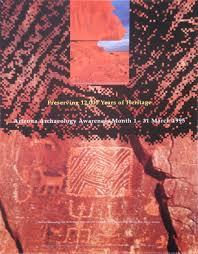 arizona archaeology and heritage awareness month arizona state parks