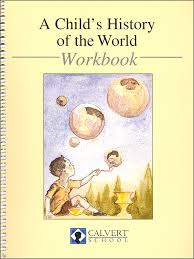 child s history of the world student workbook 054772 details