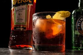 Smoking Swamp Halloween Punch Recipe Chowhound by Aperol Negroni Recipe Chowhound
