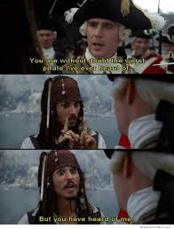 You Are A Pirate Meme - you are the worst pirate i ve ever heard of weknowmemes