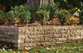 outdoor retaining and garden walls