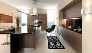 ceramic tile flooring styles for cozy kitchen decorating ideas