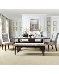 on sale now 40 off catherine grey chevron dining bench by